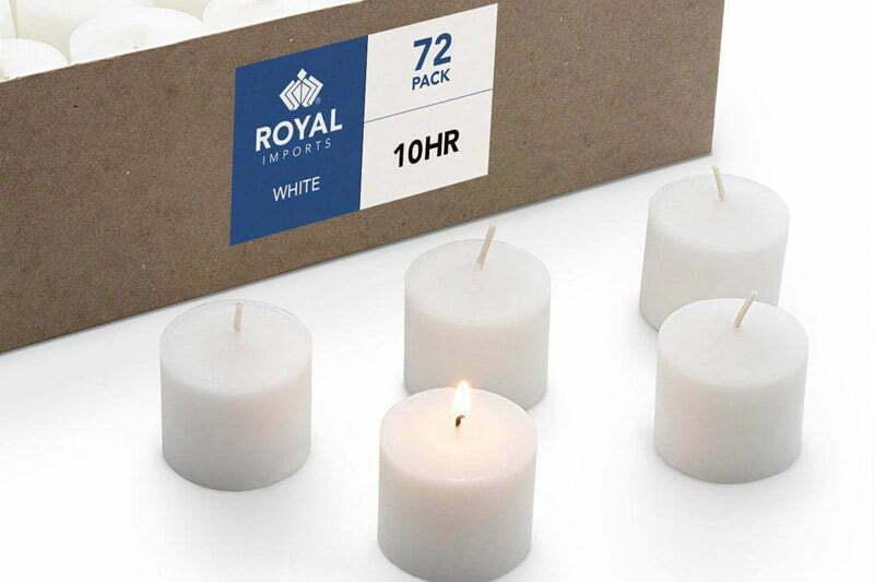 Keep Votive Candles Around For Emergencies